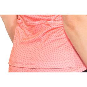 PEARL iZUMi Select Escape Graphic Jersey korte mouwen Dames, sugar coral kimono